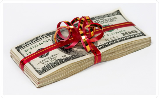 get rid of Holiday Debt